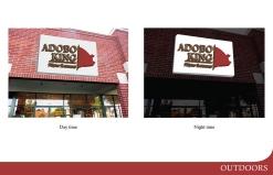 Adobo Kind Sign
