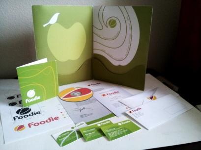 Foodie Printed Designs