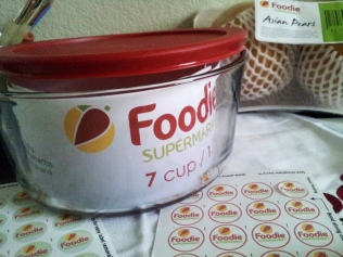Foodie Product Labels and Stickers