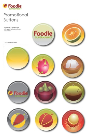 Foodie Promo Buttons 1
