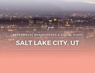 SLC Hub Travel + Social Good