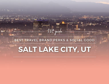 SLC Hub Travel + Social Good